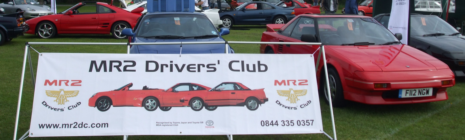 The MR2 Drivers' Club