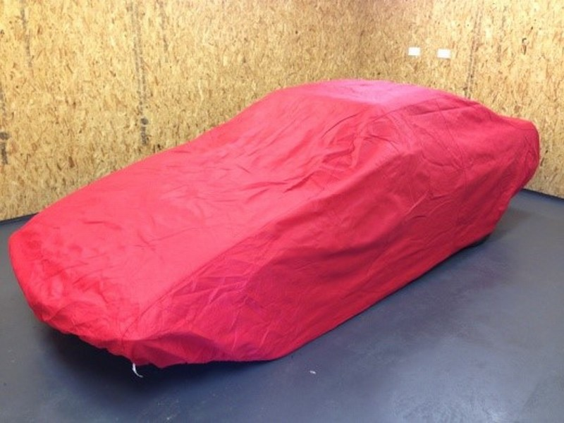 Supertex semi-fitted indoor car cover